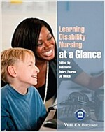 Learning Disability Nursing at a Glance (Paperback)