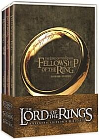 반지의 제왕 : 확장판 박스세트 (6disc)