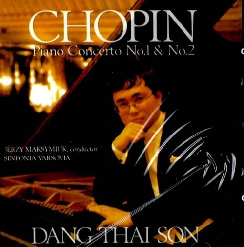 Dang Thai Son - Chopin : Piano Concerto No.1 & 2