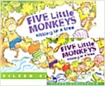 노부영 Five Little Monkeys Sitting in a Tree (원서 & 노부영 부록CD) (Paperback + CD)