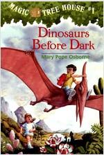 Dinosaurs Before Dark (Paperback, 미국판)