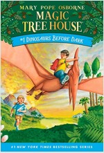 Magic Tree House #1 : Dinosaurs Before Dark (Paperback, 미국판)