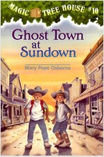 Ghost Town at Sundown (Paperback)