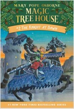 Magic Tree House #2 : The Knight at Dawn (Paperback)