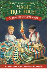 Magic Tree House #3 : Mummies in the Morning (Paperback)