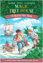 Magic Tree House #4 : Pirates Past Noon (Paperback)