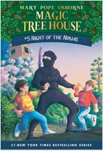 Magic Tree House #5 : Night of the Ninjas (Paperback)