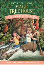 Magic Tree House #6 : Afternoon on the Amazon (Paperback)