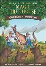 Magic Tree House #20 : Dingoes at Dinnertime (Paperback)