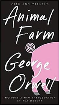 Animal Farm (Mass Market Paperback, 미국판, 50th Anniversary)