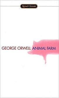 Animal Farm (Mass Market Paperback, 미국판, 50th Anniversary)