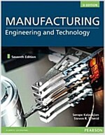 Manufacturing Engineering and Technology (Paperback, 7-SI Ed)