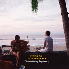 [수입] Kings Of Convenience - Declaration Of Dependence [LP]