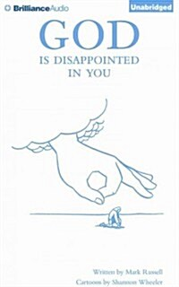 God Is Disappointed in You (Audio CD)