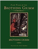 Fairy Tales of the Brothers Grimm (Hardcover)