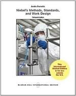 Niebel's Methods, Standards, & Work Design (Paperback, 13th)
