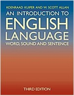 An Introduction to English Language : Word, Sound and Sentence (Paperback, 3 Rev ed)