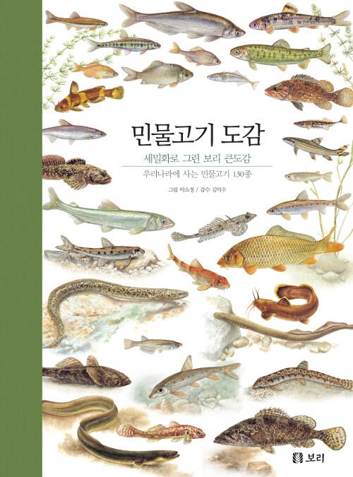 [중고] 민물고기 도감