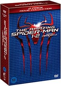 어메이징 스파이더맨 1 + 2 박스세트 (2disc)