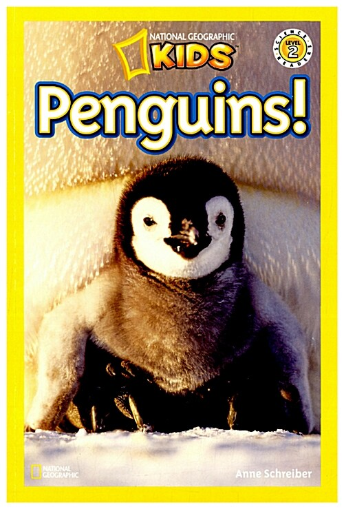 National Geographic Readers: Penguins! (Paperback)