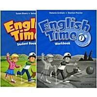 [세트] English Time 1 Book PACK (Studentbook + Workbook)(2nd Edition)