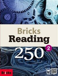 Bricks Reading 250 Level 2 (StudentBook + Workbook + E.CODE)