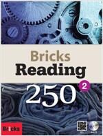 Bricks Reading 250 Level 2 (StudentBook + Workbook + E.CODE)