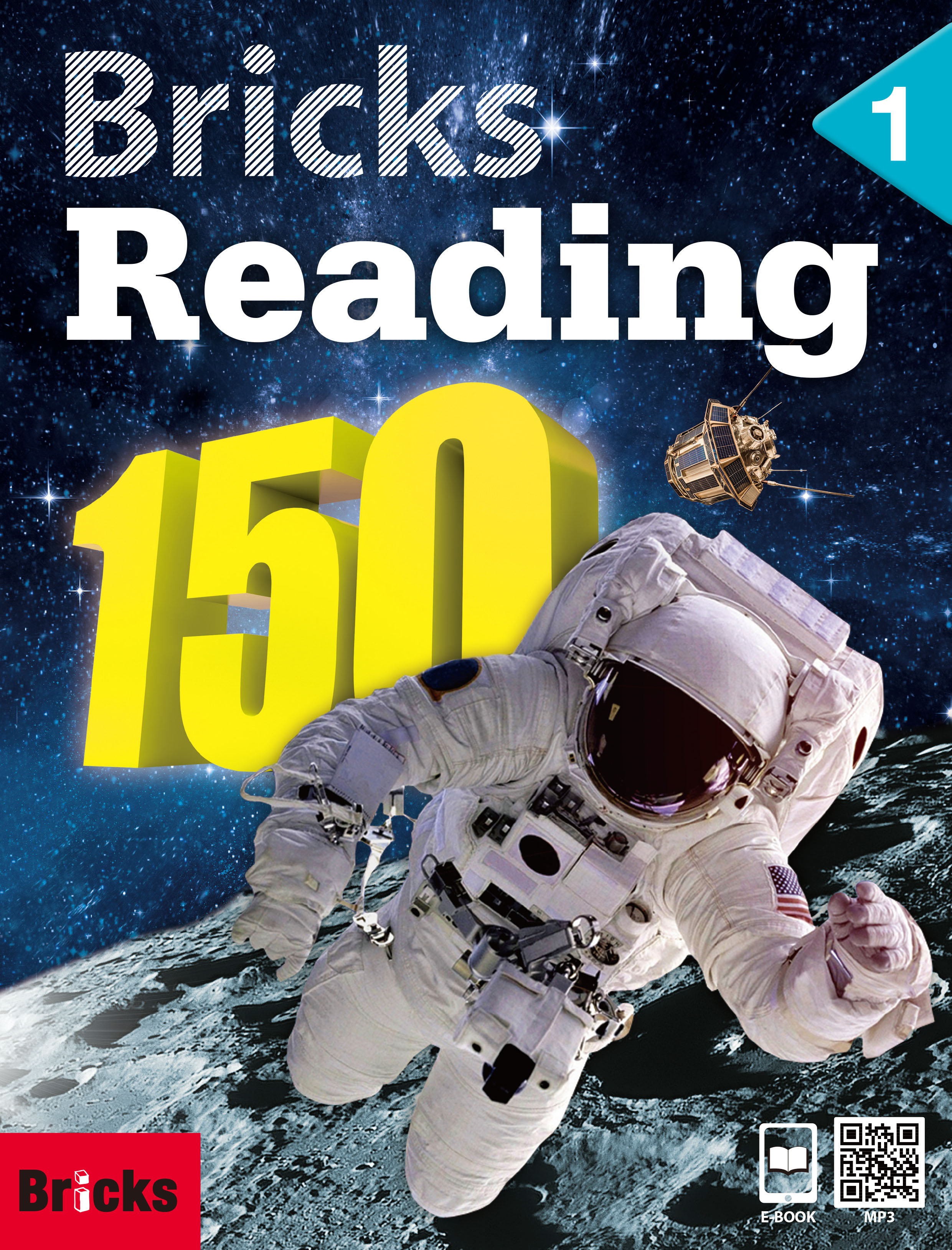 Bricks Reading 150 (1) (StudentBook + Workbook + E.CODE)