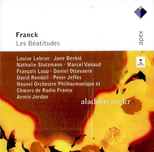 [수입] 프랑크 : 천국의 기쁨 [2CD]