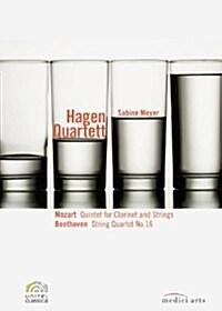 [수입] 하겐 4중주단이 연주하는 모차르트,베토벤