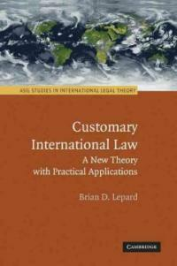 Customary international law : a new theory with practical applications