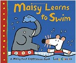 Maisy Learns to Swim: A Maisy First Experience Book (Paperback)