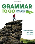 Grammar to Go: How It Works and How to Use It (Paperback, 5)