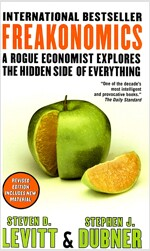Freakonomics (Mass Market Paperback, International)