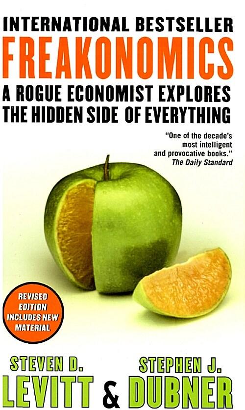 Freakonomics (Mass Market Paperback, International)