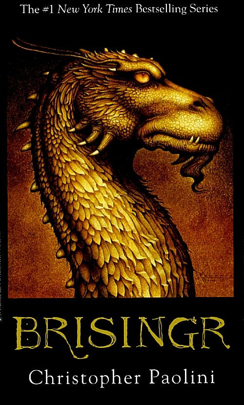 Brisingr : Inheritance 3 (Mass Market Paperback, International Edition)