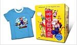 마법천자문 세트 (1~17권 + 티셔츠)