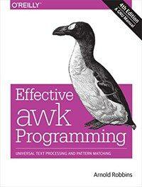 Effective awk programming 4th ed