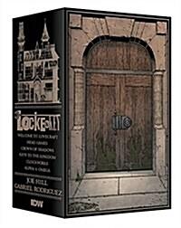 Locke & Key Slipcase Set (Paperback)