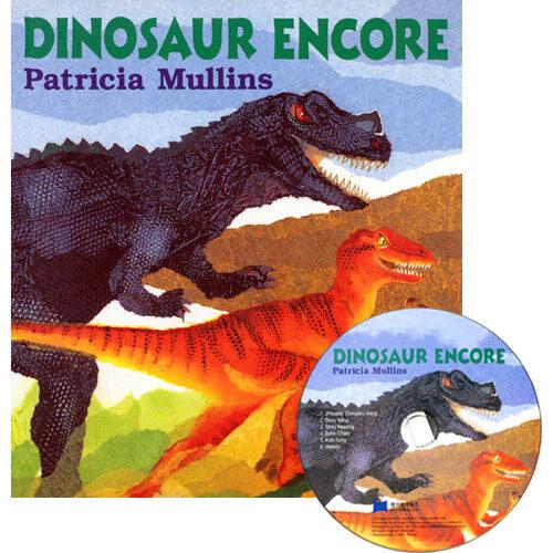 노부영 Dinosaur Encore (Paperback + CD)