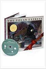 The Polar Express [With Cardboard Ornament] (Hardcover, 25, Anniversary)