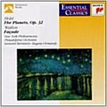 [중고] The Planets / Facade / Bernstein / Ormandy