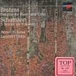 [수입] Cello Sonata OP 38.99 / 5 Stucke Im Volkston / Anner Bylsma