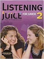Listening Juice For Junior 2 : Workbook (Paperback)