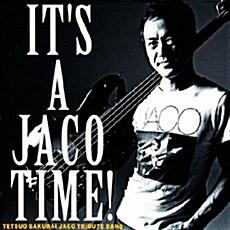 [수입] Tetsuo Sakurai - Its A Jaco Time!