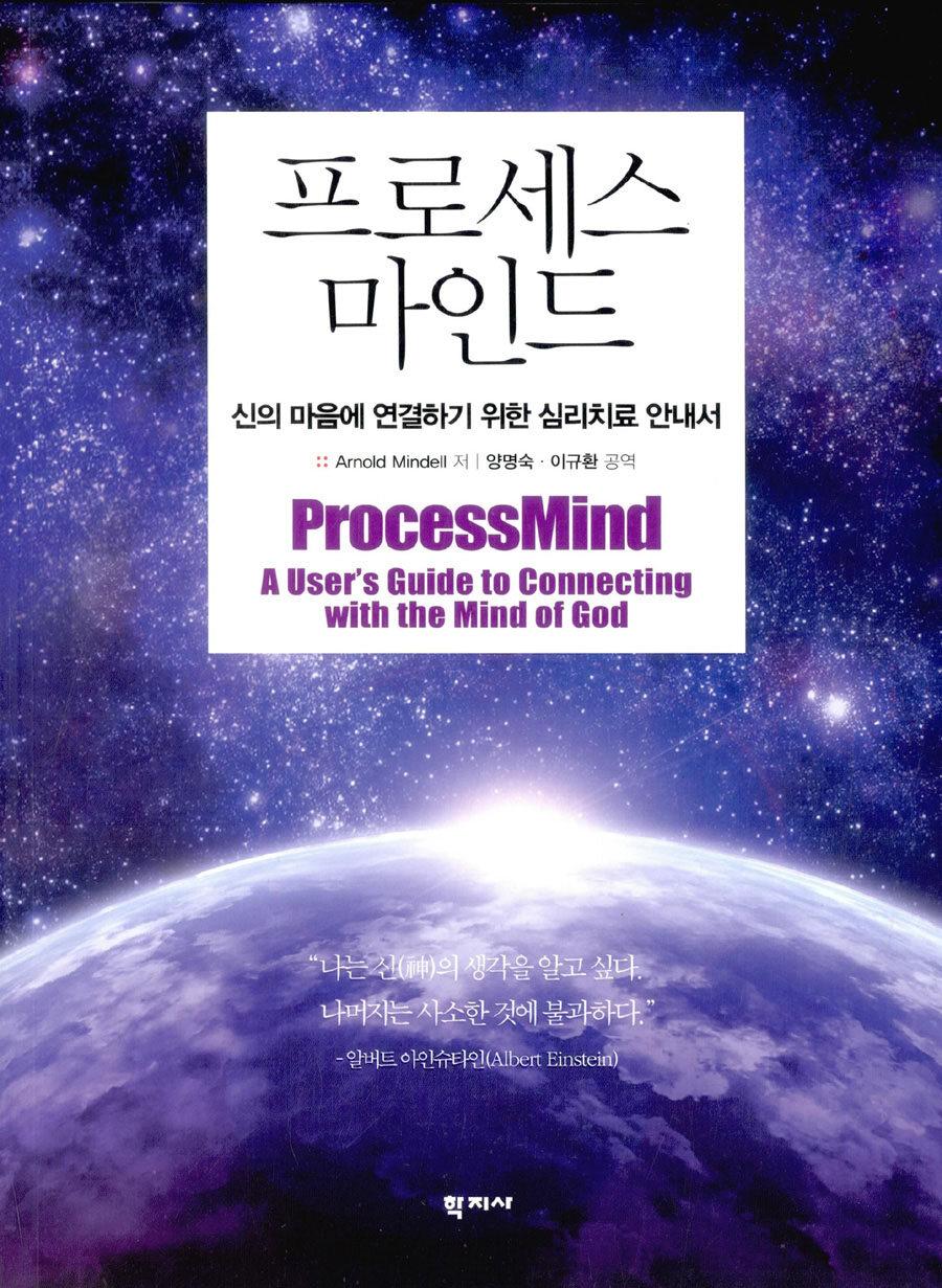 프로세스마인드 : 신의 마음에 연결하기 위한 심리치료 안내서