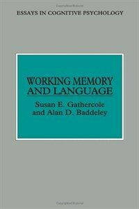 Working memory and language
