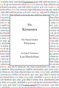 The Kamasutra: The Original Sanskrit and an English Translation (Paperback)