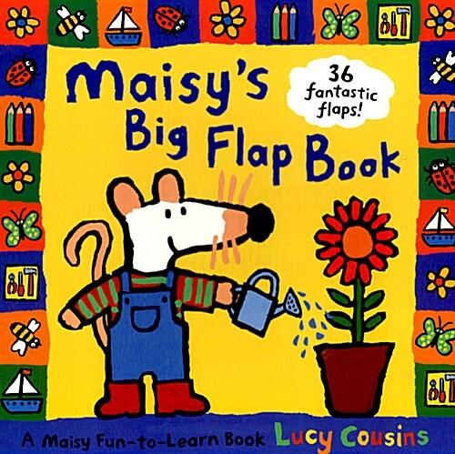 Maisys Big Flap Book (Board Book)