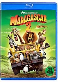 [블루레이] 마다가스카 2